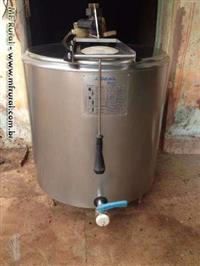 Tanque Resfriador De Leite Delaval 500L