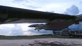 Avião Boing