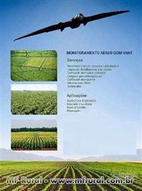 Monitoramento aéreo de plantações com Vant´s/Drones