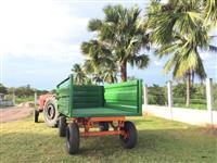 Carreta agrícola cemag 4t