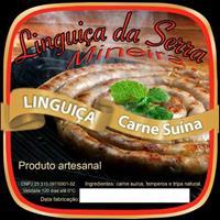 Linguiça artesanal Mineira