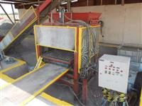 Fábrica de blocos de concreto - COMPLETA