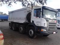 Caminhão Scania P 420 ano 09