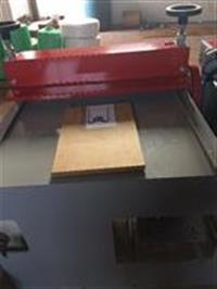 Máquina para fabricação de embalagens