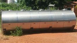 Tanque em aço inox 25.000 litros