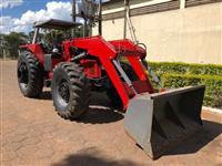Trator Massey Ferguson 660 4x4 ano 01