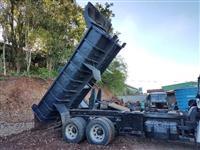 Caçamba SIderol 10M3 Para Caminhão Truck