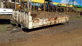 Caçamba Basculante para Caminhão Truck
