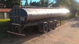 Tanque Rodoviário de inox 27.000 litros de capacidade