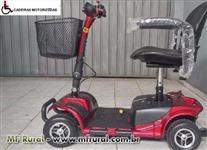 Quadris - Quadriciclo Scooter mobility - Cadeira de Rodas Motorizada 2017