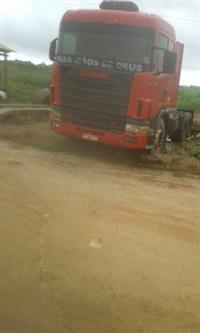 Caminhão Scania Scani ano 06