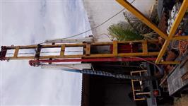 Sonda rotativa poços artesianos
