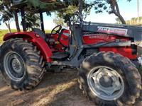 Trator Massey Ferguson 4283 4x4 ano 14