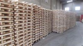 Embalagens de Madeira e Pallets para Exportação