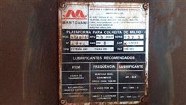 Plataforma de milho mantovani