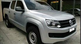 Amarok 4x4 Turbo Diesel 2013