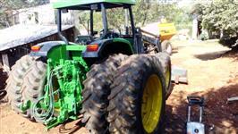 Pneus e rodas agrícolas