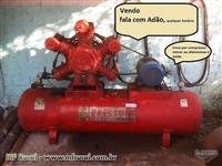 compressor industrial usado 60 ap/400 - 15 hp