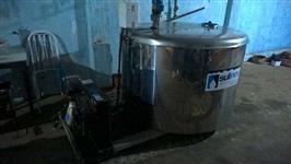 Resfriador 1000 litros sulinox sem uso