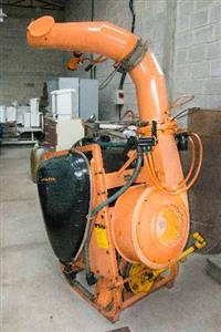 Pulverizador Canhão Jacto 400 litros semi novo