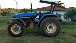 Trator New Holland TM 140 4x4 ano 00