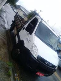Caminhão Iveco Daily Chassi-Cabine ano 14