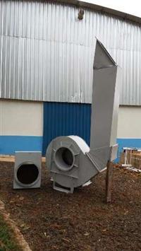 Ventilador / Exaustor / Insuflador Industrial