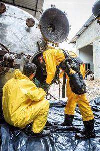 Gerenciamento de Resíduos Oleosos e Sólidos