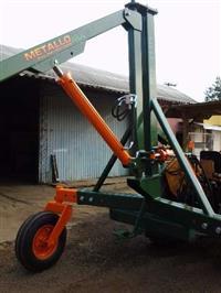 GUINCHO TRASEIRO GHT 1300 METHAL AGRÍCOLA.