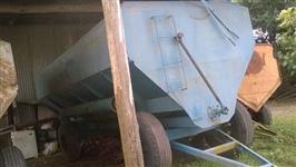 carreta estacionaria 15 ton.