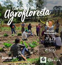 Introdução à Agrofloresta foco em Horticultura