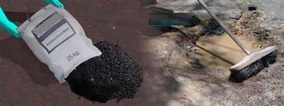 Reparador instantâneo de Pavimentos - Sacos de 25KG