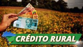 Credito Rural taxa a partir de 2% ao ano