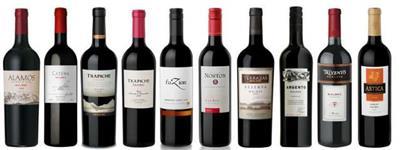 Vinho Malbec Argentino no Atacado