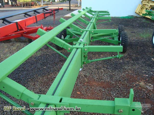 CARRETO AGRICOLA PARA TRANSPORTE PLATAFORMA DE CORTE, MODELO 25 PÉS, ANO 2014