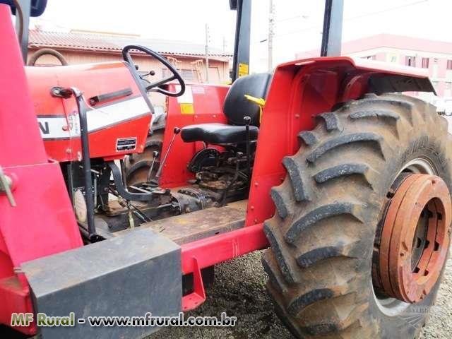 Trator Massey Ferguson 283 4x4 ano 02