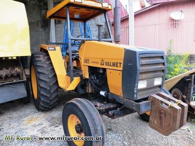 Trator Valtra/Valmet 885 S 4x2 ano 94