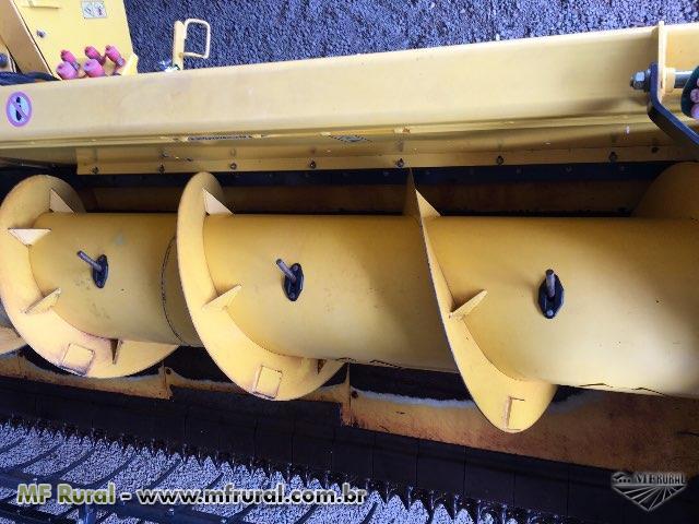 Colheitadeira NEW Holland 5070 ano 2012 completa