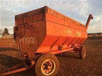 Graneleiro Usado, Marca Masal, com capacidade de 12 mil toneladas.