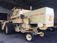 Colheitadeira Agricola, Marca New Holland, Modelo 4040, ano 1984