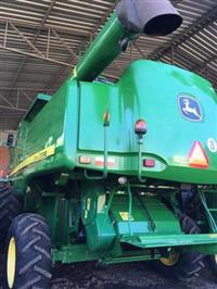Colheitadeira Agrícola, Marca John Deere, Modelo 9470, ano fab/mod 2012/13, Completa