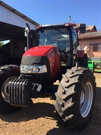 Trator Case MX 125 4x4 ano 12