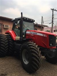 Trator Massey Ferguson 7350 4x4 ano 15
