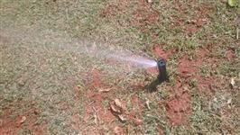 Irrigação automática ou manual