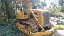 Trator Caterpillar D4D ano 1990
