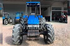 Trator New Holland TL 85 E 4x4 ano 05