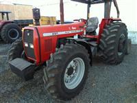 Trator Massey Ferguson 299 4x4 ano 03