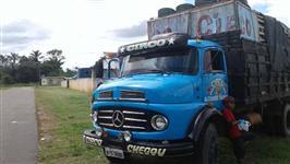 Caminhão Mercedes Benz (MB) 1113 ano 60