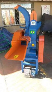 Trituradora PTR-2 com ROLETES, facas e martelos marca ColhiCana NOVO