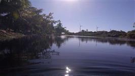 Sitio Balneário Terreno perfeito para criação de tilápia ou camarão - (água doce corrente)